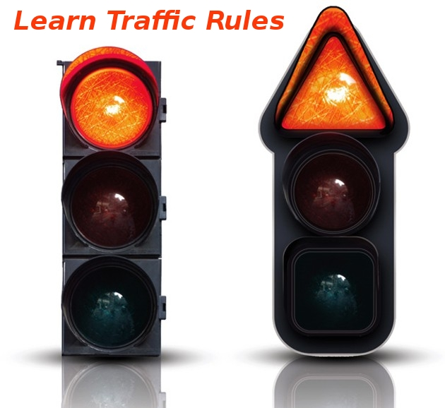 Learn Traffic Rules