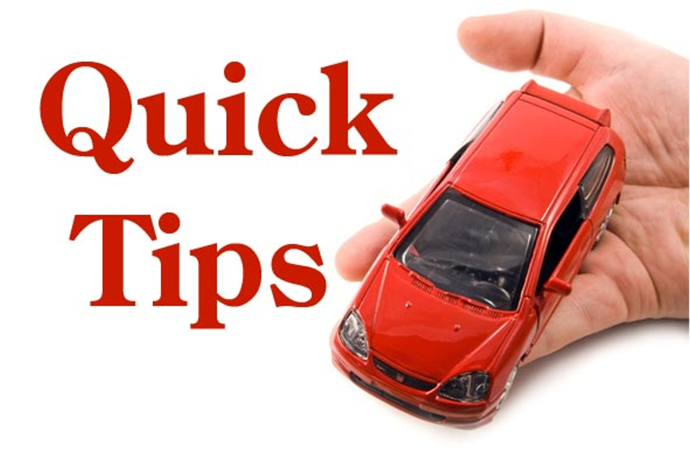 4 Car Maintenance Tips You Forget to Do!