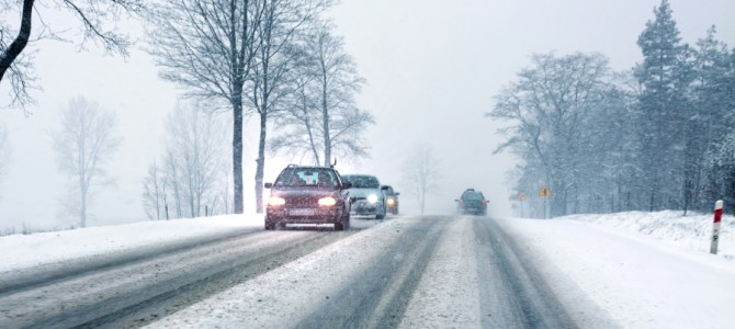 Top 7 signs That You Aren't A Safe Driver This Christmas!