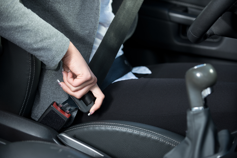 Here's Why You Should Wear Your Seat Belt This New Year!